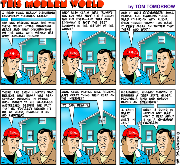 Tom Tomorrow Stranger